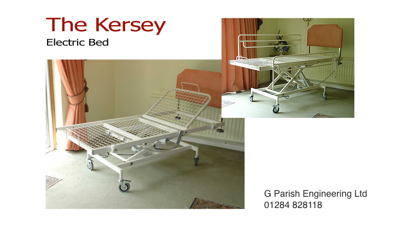 The Kersey electric bed
