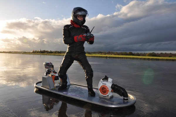 Gadget Show Hoverboard